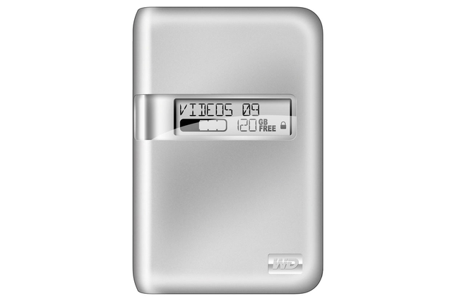 Western Digital My Passport Studio 640GB