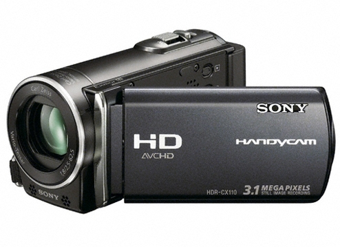 Sony HDR-CX110