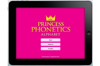 JCFord Princess Phonetics HD for iPad