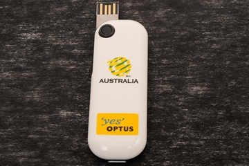 Optus World Cup mobile broadband modem