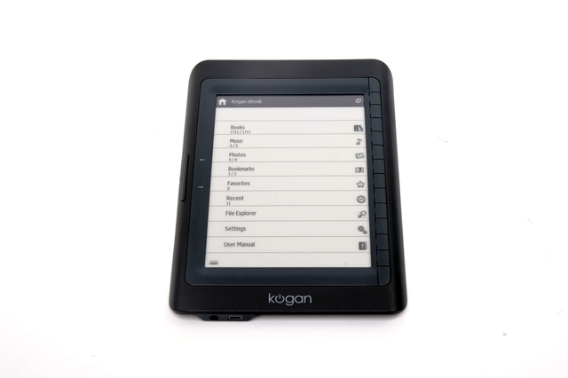 Kogan Technologies eBook Reader