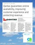 Customer Success Story - Qantas Airways