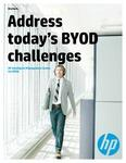 Address Today's BYOD Challenges